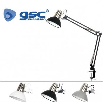 Tischlampe mit Klemme Surma Ref. 204200014-204200015-204200016