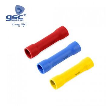 Stoßverbinder mit Schrumpfschlauch (50 Stück) Ref. 000303633-000303634-000303635