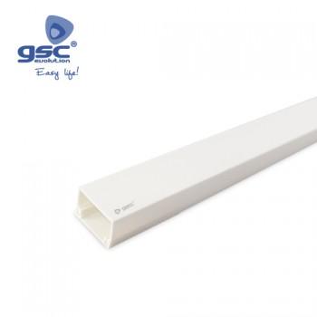 Klebender Mini-Kabelkanal PVC 2M Ref. 000300610-000300611-000300612-000300613-000300614-000300615