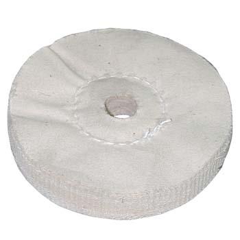 Baumwolle Polier-Stoffscheibe  1 Nähung