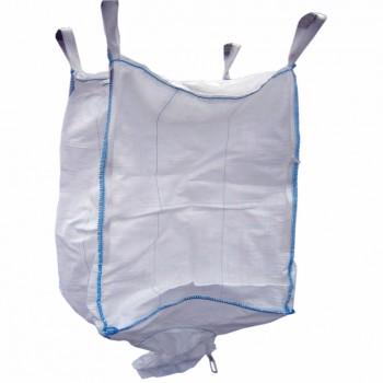 Big Bag mit Auslauf und große Öffnung