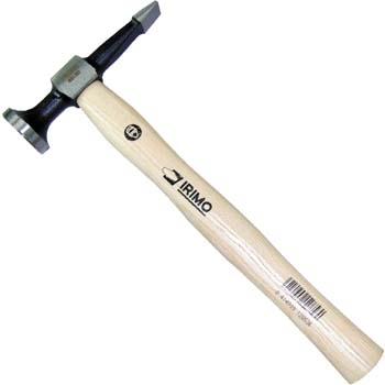Karosseriehammer , flach und rund