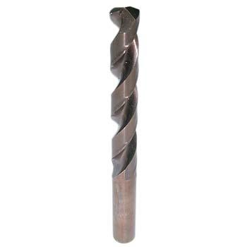 Kurze HSSE Spiralbohrer mit Zylinderschaft,  rechtsschneidend din 338 n