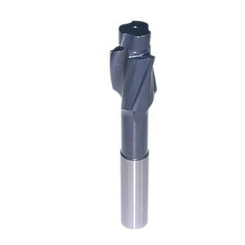 Zylindrische flachsenker HSS