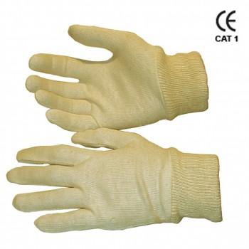 Baumwolle stricken Handschuh Mod. 413 AP.
