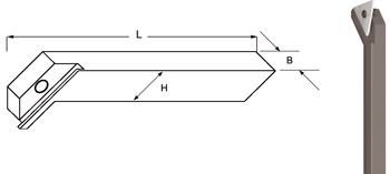 K100 - Abstechhalter