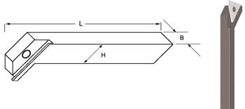 K102 - Abstechhalter