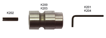 K200 - Ersatzteile für Abstechwerkzeuge