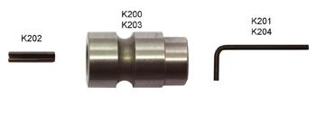 K202 - Ersatzteile für Abstechwerkzeuge