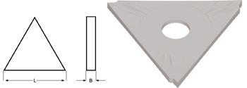 K303 - Abstech-Wendeplatten