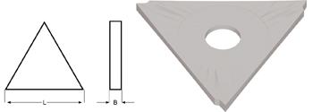 K304 - Abstech-Wendeplatten