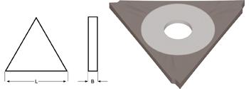 K330 - Abstech-Wendeplatten