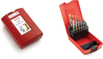 L114 - DIN Gewinde-Kernlochbohrer Set