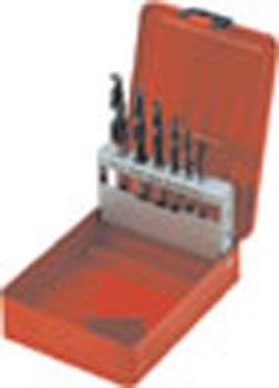 L126 - Kombi-Gewindebohrer in Metallkassette