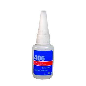 Sofortklebstoff  LOCTITE 406.