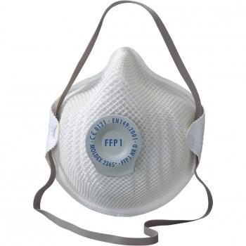 Feinstaubmaske (FFP1 NR D) mit Klimaventil® (Ventex®) Mod. 2365