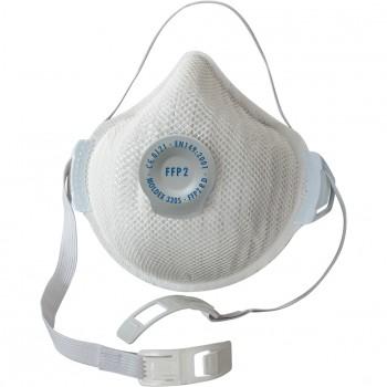 Klassiker Maske (FFP2 R D) mit Klimaventil® (Ventex®) Mod. 3305