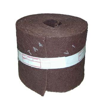 SCOTCH-BRITE™- Vlies Rolle mit Aluminum Oxid Schleifkorn (A)