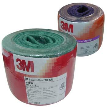 Faservlies SCOTCH-BRITE™Handpads mit Aluminiumoxid Schleifmittel (A)