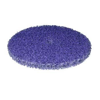 CLEAN & STRIP Grobreinigungsscheiben mit Siliziumcarbid Schleifkorn (S)