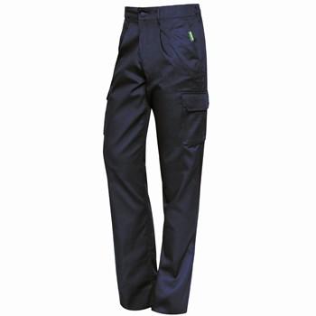 Baumwolle Hose mit mehrere Taschen Mod. 1131