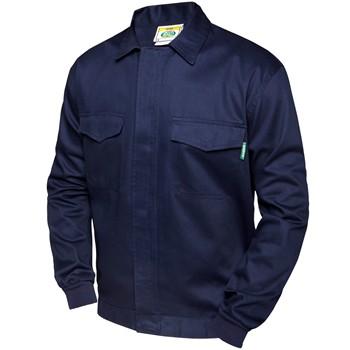 100% Baumwolljacke mit Hemdkragen Mod. 1150