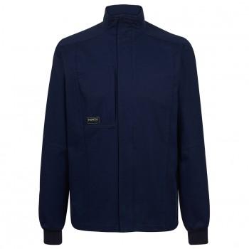 Jacke aus 100 % Baumwolle mit Hemdkragen Mod. 1150 PLUS
