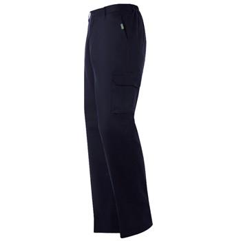 Gefütterte Hose mit mehreren Taschen Mod. 4813