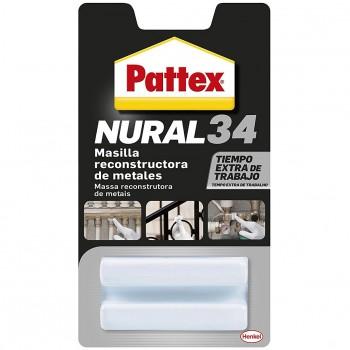 Reparaturmasse für Metall NURAL 34.