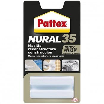 NURAL 35 Reparatur-Spachtelmasse.