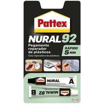 Kunststoff-Reparaturkleber NURAL 92.