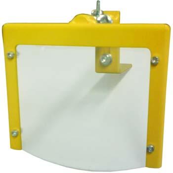 Schutzeinrichtung für Schleifmaschinen Mod. DM