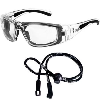 Schutzbrille mit Sehstärke Mod. LUPO 119