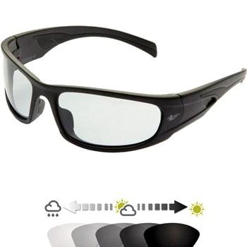 Aufprallschutz-Schutztbrille Mod. 121.99.030 mit Fotochroamtische Linse