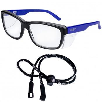 Schutzbrille mit Sehstärke Mod. WORK&FUN 125