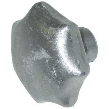 Aluminium Sterngriffe DIN 6336