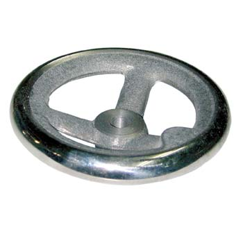 Speichenhandrad Eisen ohne Gewindeeinsatz für Handkurbel DIN 950-A4