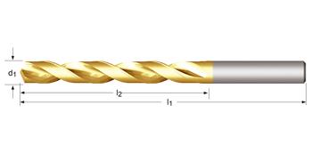 R510 - CDX Spiralbohrer