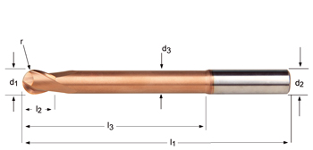 S233 - Radius - Kopierfräser