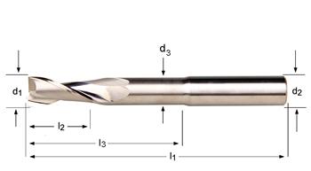 S611 - Schaftfräser