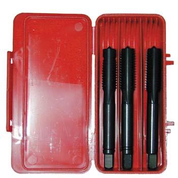 Metrisch Handgewindebohrer,  DIN 352, 3-tlg Ref. E102