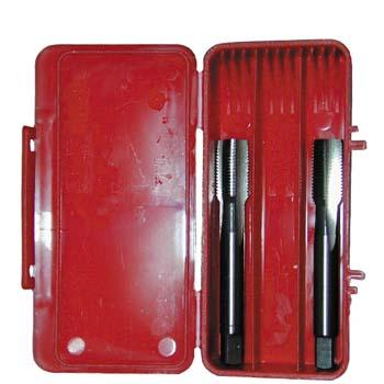 G(BSP) Handgewindebohrer, geradegenutet DIN 5157, 2-tlg Ref. E119