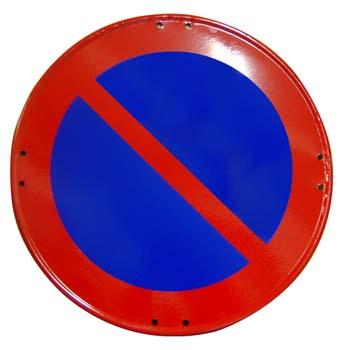 Parkieren verboten Schild Ref. R-308.