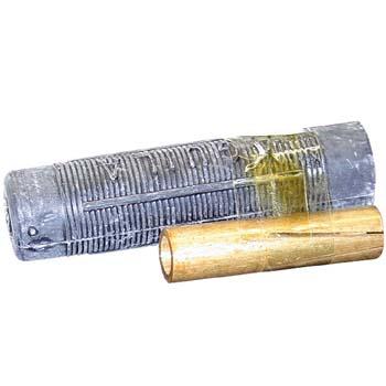 Stecker mit Gummigrif