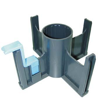 Korbspulen Adapter