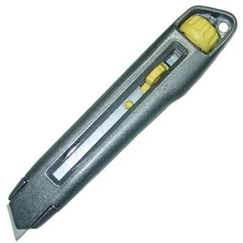 Cutter Interlock mit 18 mm. Abrechklinge