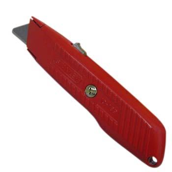 Sicherheitsmesser mit einziehbarer Klinge
