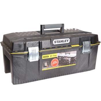 Werkzeugbox spritzwassergeschützt