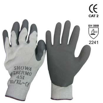 Acryl/Baumwolle/Polyester Handschuhe SHOWA Mod. 451