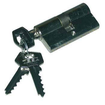 SCHLIESSZYLINDER TESA Mod. 5200 (13,5 mm)